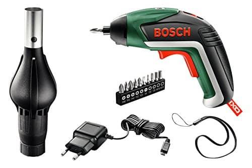Tests electro bricolage bosch ixo barbecue - Visseuse bosch ixo ...